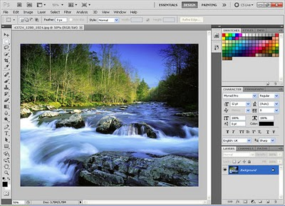 ... system and your version of Photoshop CS5 (32 or 64 bit). The extension  is an .mxp file and you need to install is using the Adobe Extension  Manager.